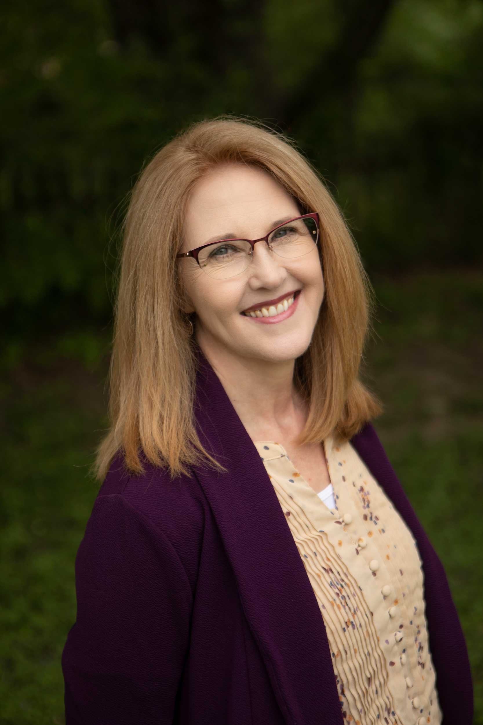 Mary Hargrave grief coping specialist